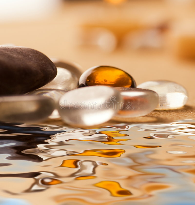 Spa still life (shallow Dof). Picture of a Spa still life (shallow Dof royalty free stock photo