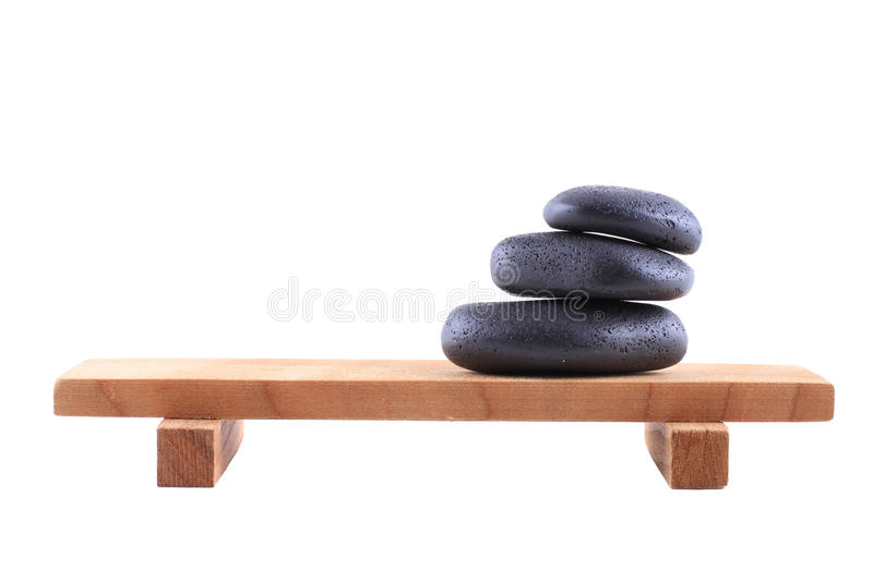 Download Spa Stones Royalty Free Stock Images - Image: 26880159