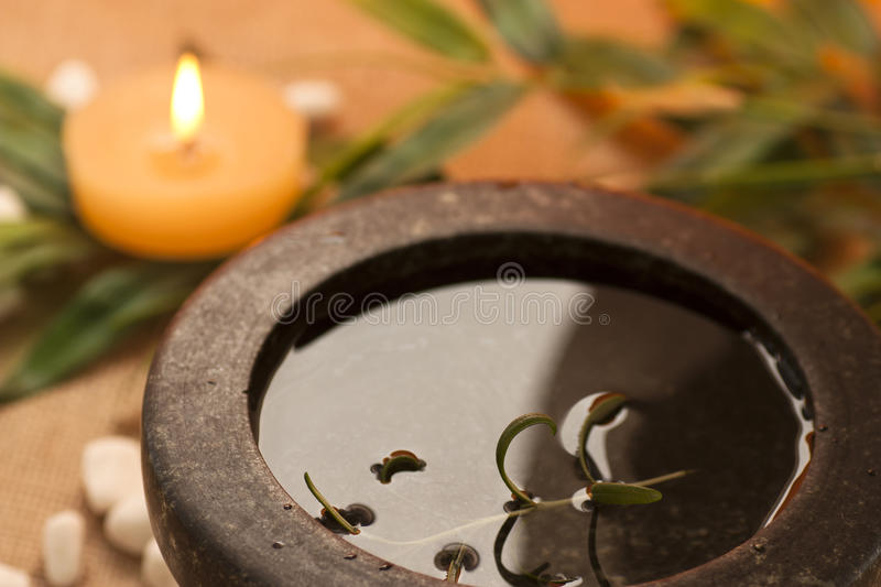 Spa theme stock images