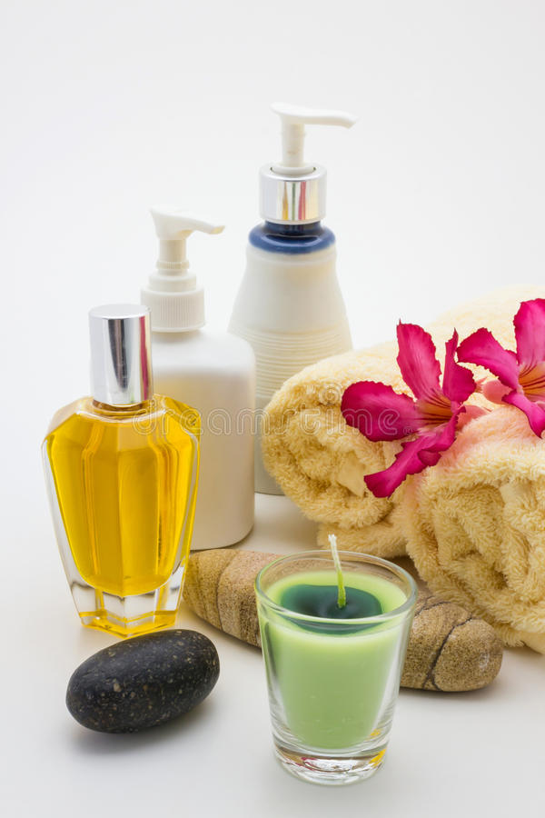 Download Spa theme objects stock image. Image of meditation, medical - 33525643
