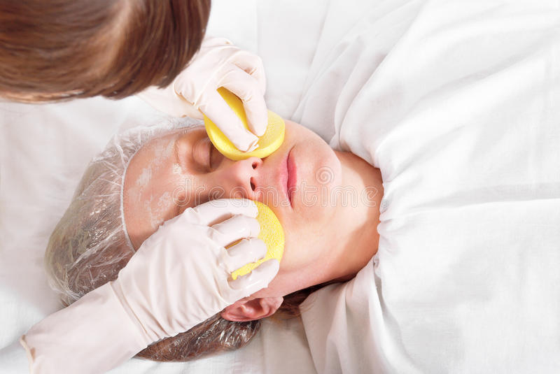 Spa therapy stock photo