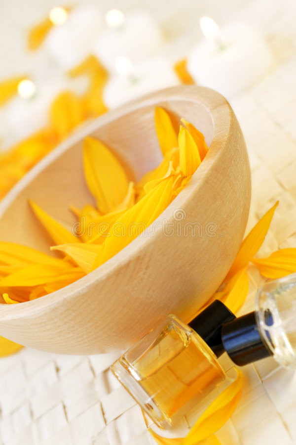 Spa therapy royalty free stock photo