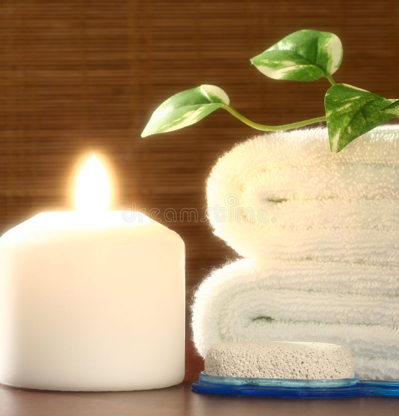 Spa To Relax Royalty Free Stock Images