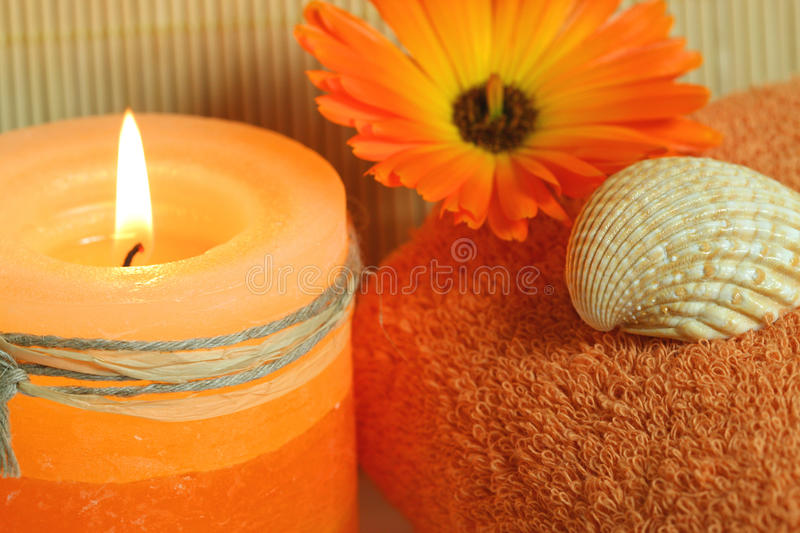 Download Spa tranquillizer stock image. Image of body, fire, aroma - 11919873