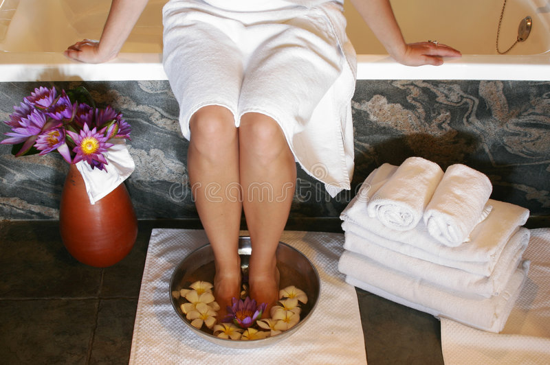 Download Spa Treatment Stock Photo - Image: 1329920