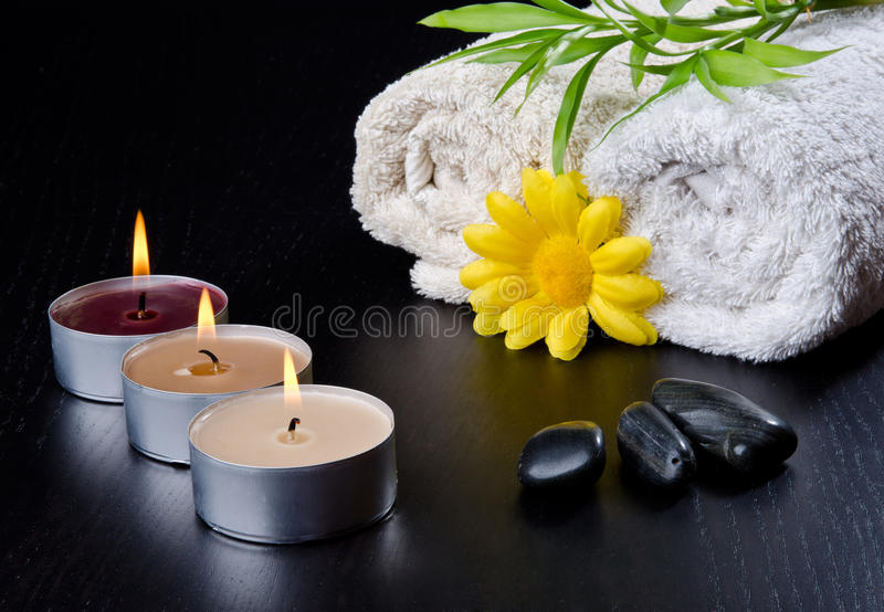 Download Spa treatment stock photo. Image of focus, nobody, candle - 21916066