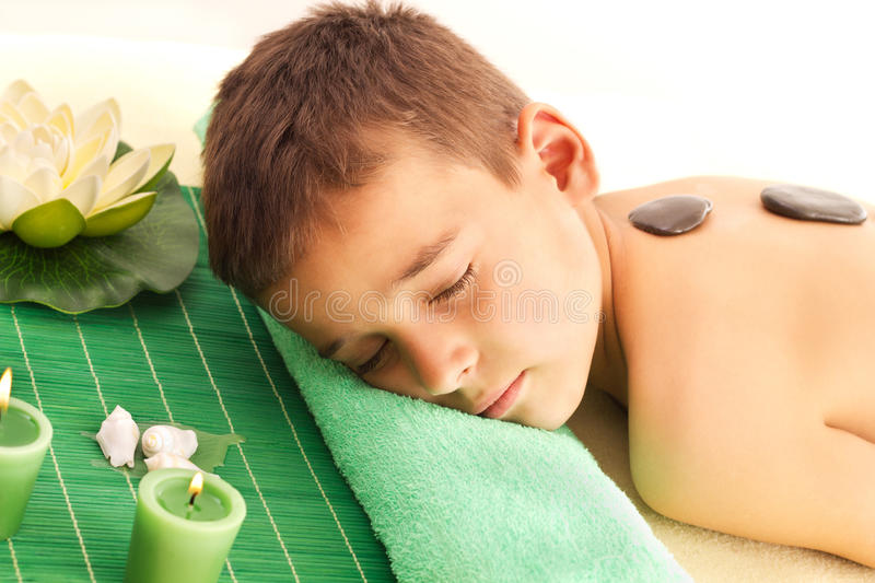 Download Spa treatment stock photo. Image of healing, lying, care - 25964666
