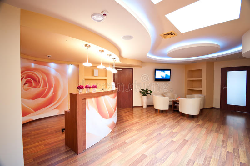 Download SPA waiting room stock image. Image of massage, ntrend - 22319735