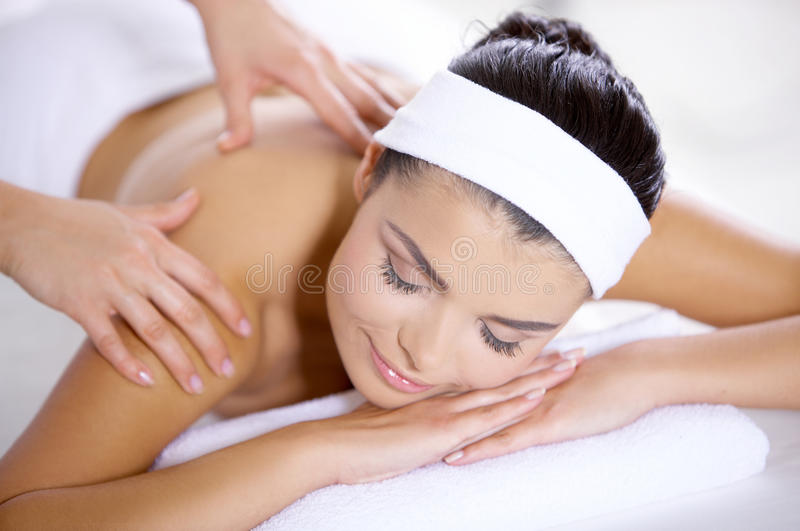 Download Spa and Wellness stock image. Image of pampering, female - 9846247