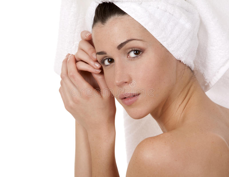 Download Spa woman stock photo. Image of clean, female, closeup - 29512430