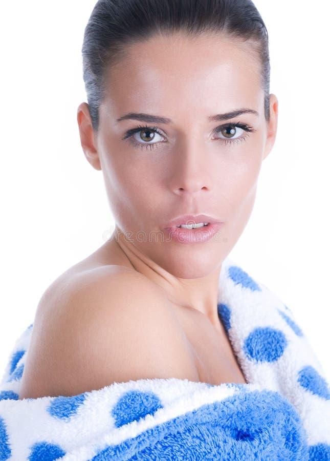 spa woman στοκ φωτογραφία με δικαίωμα ελεύθερης χρήσης