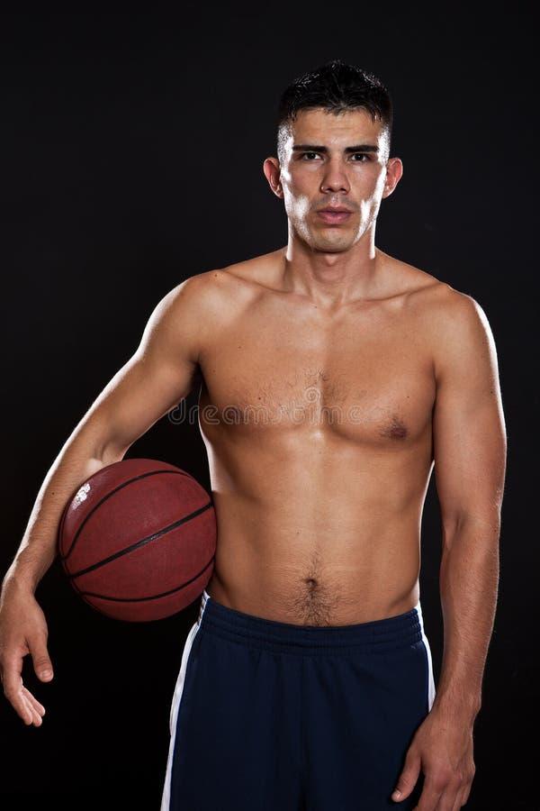 Download Spaanse basketbalspeler stock afbeelding. Afbeelding bestaande uit mens - 10780539