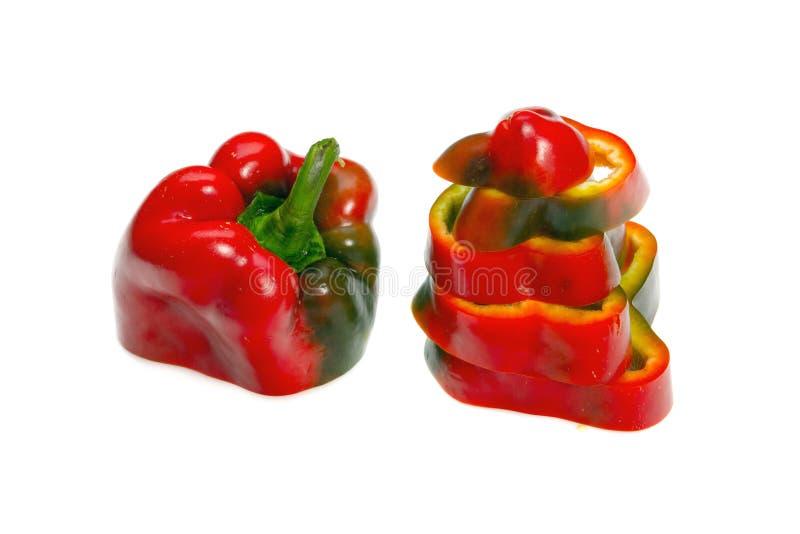 Spaanse peper royalty-vrije stock fotografie