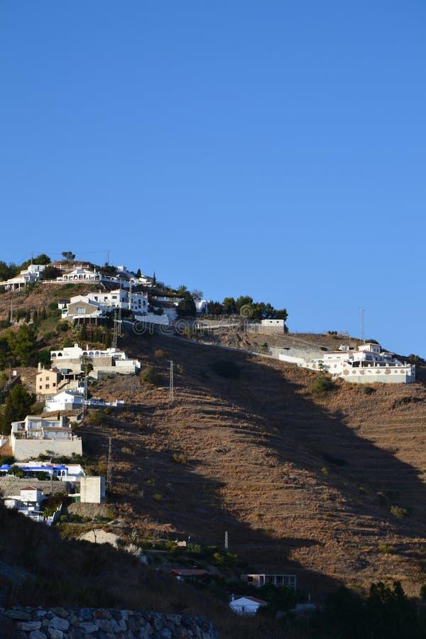 Spaanse urbanisatie stock foto