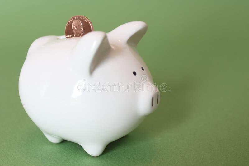 Spaarvarken royalty-vrije stock foto