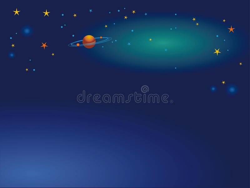 Download Space stock vector. Image of astronomy, shuttle, planetary - 10664133