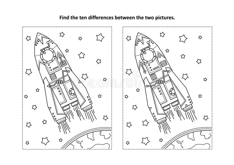 Dot-to-dot And Coloring Page