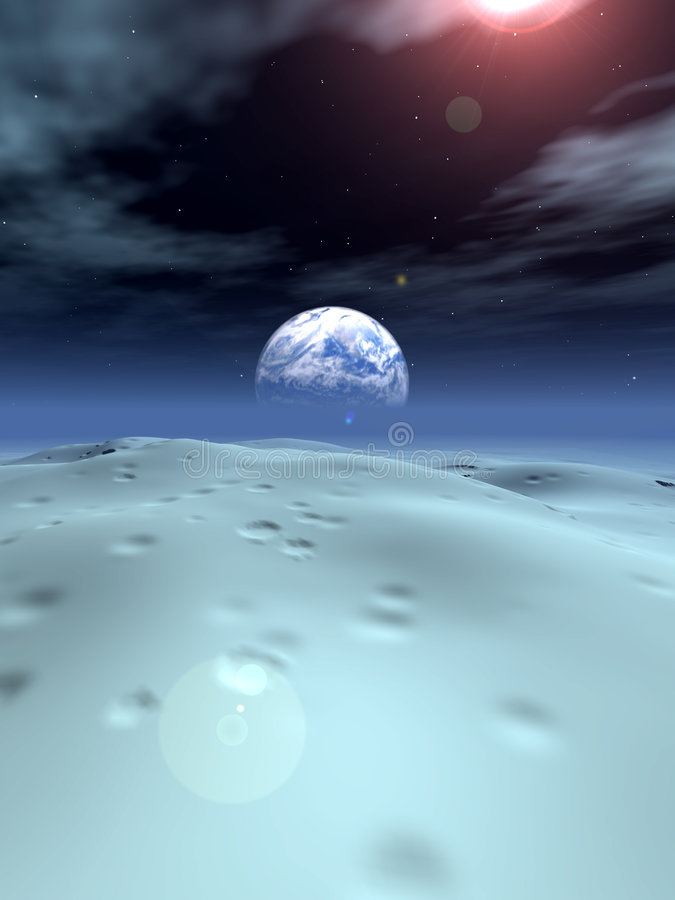 Download Space Flag 9 stock image. Image of colourful, rock, background - 607881