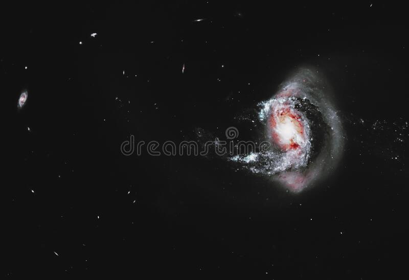 Space Galaxy Background. Elements of this image furnished by NASA. Space Background stock images