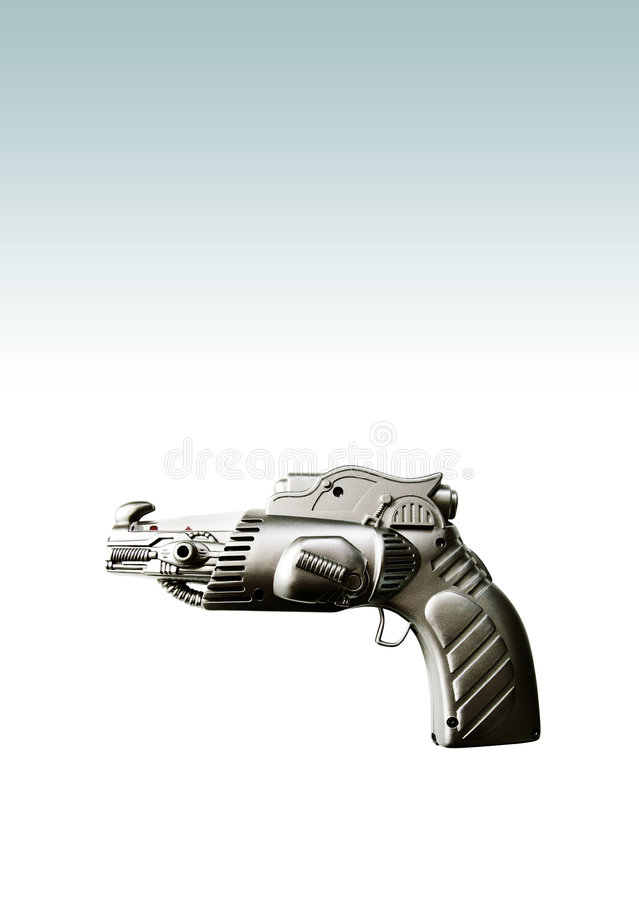 Download Space gun stock photo. Image of object, isolated, water - 2967006