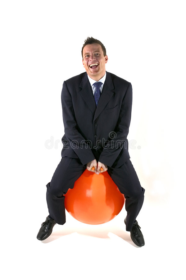 Download Space Hopper Royalty Free Stock Images - Image: 2179079