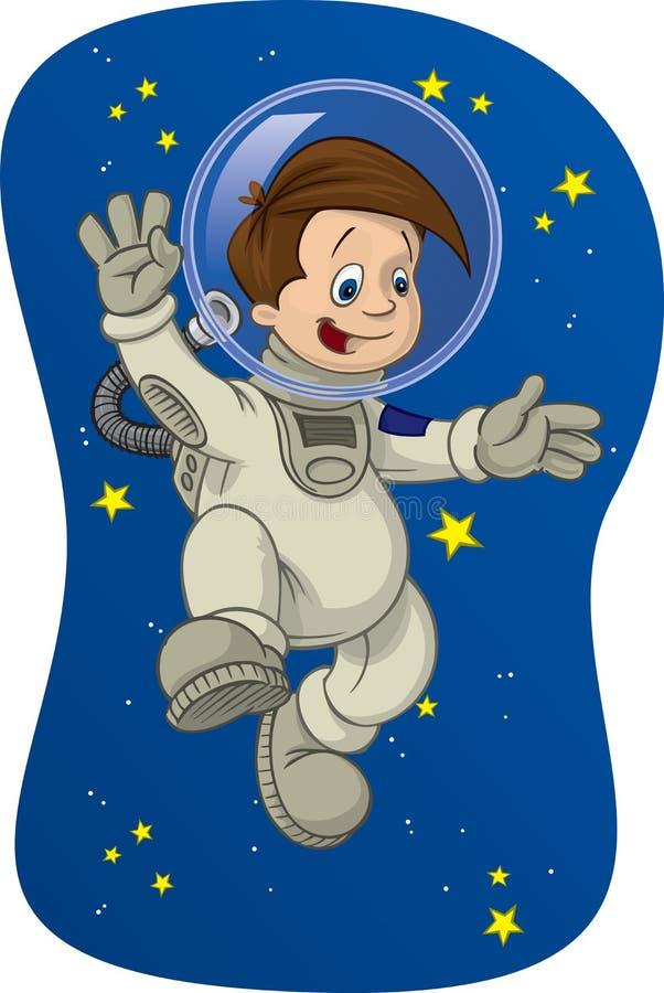 Free Space Kid 1 Stock Photos - 6401943