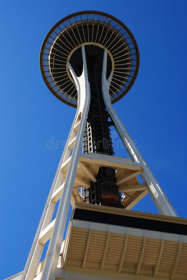 Download Space Needle editorial stock image. Image of view, tourism - 19772079