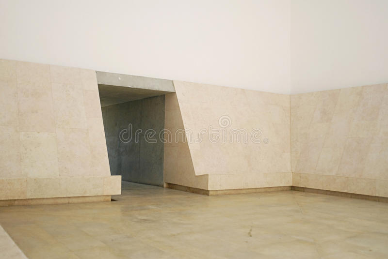 Space That Sees, Israel Museum Editorial Stock Image