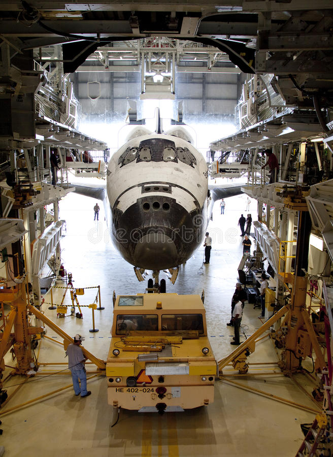 Download Space shuttle editorial photo. Image of powered, countdown - 26200666