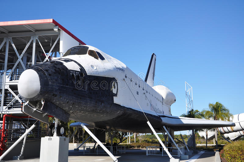 Space Shuttle Explorer, Florida, USA