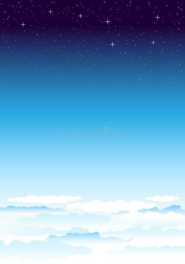 Space_sky royalty illustrazione gratis
