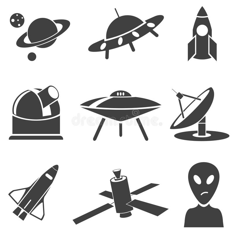 Space royalty free illustration