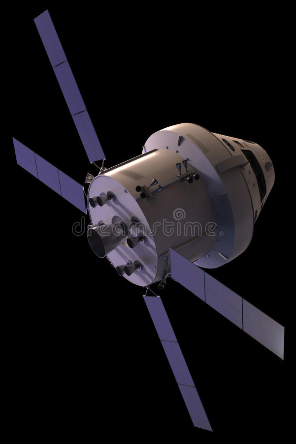 spacecraft photo stock