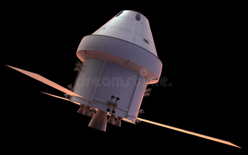 spacecraft photos libres de droits