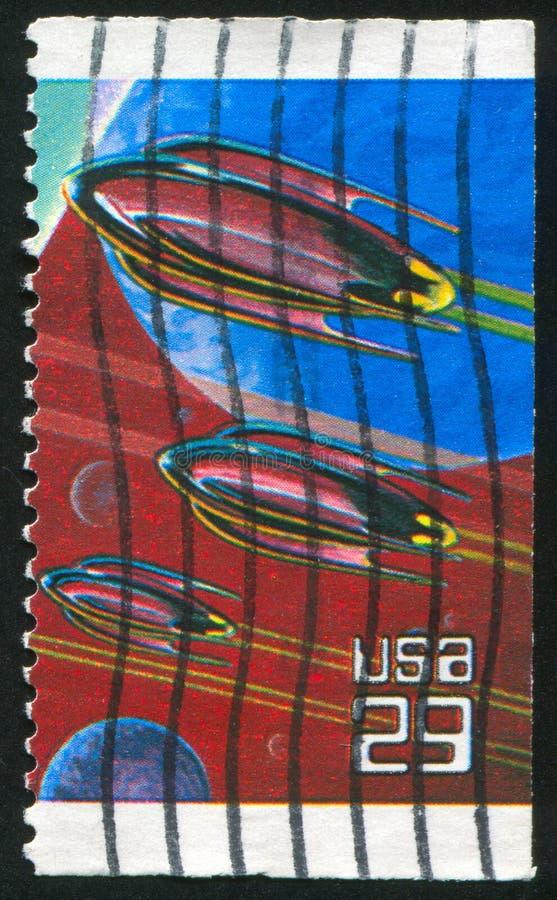 spacecrafts foto de stock