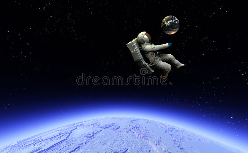 Download Spaceman 12 Stock Photography - Image: 1335612