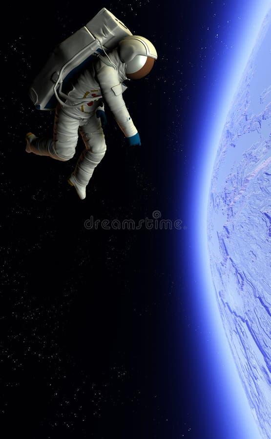 Free Spaceman 17 Royalty Free Stock Photos - 1335628