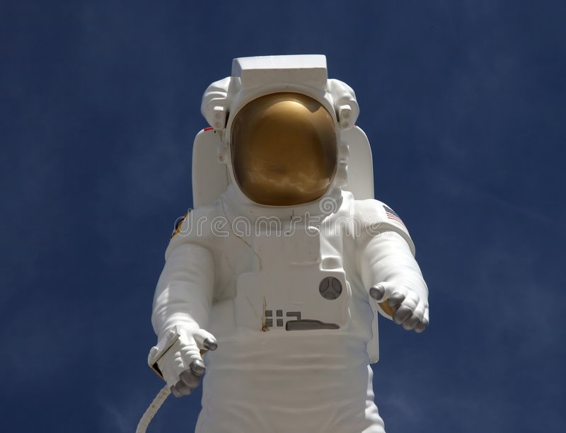 Download Spaceman Royalty Free Stock Photography - Image: 272777
