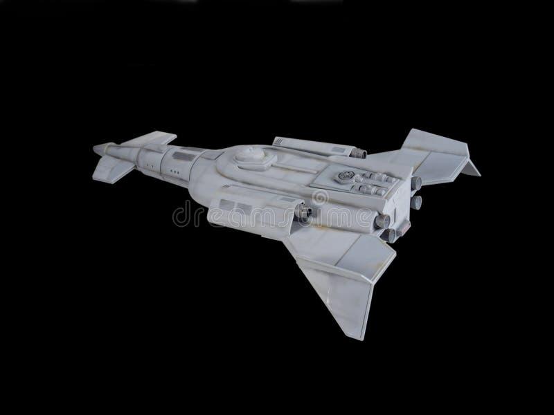 Spaceship ένα στοκ εικόνες