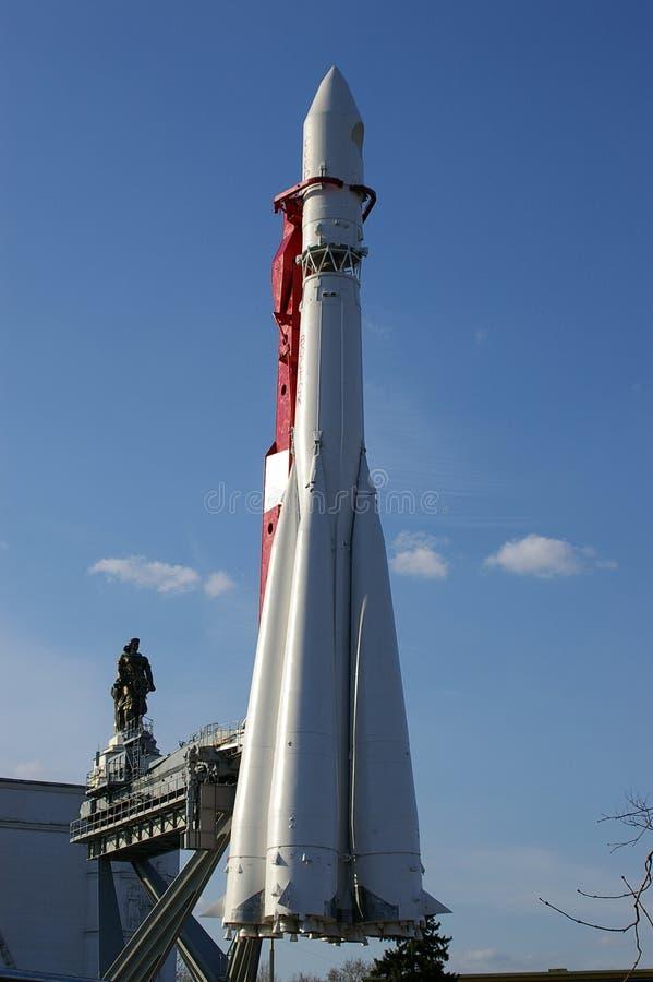 spaceship της Μόσχας vostok στοκ εικόνα