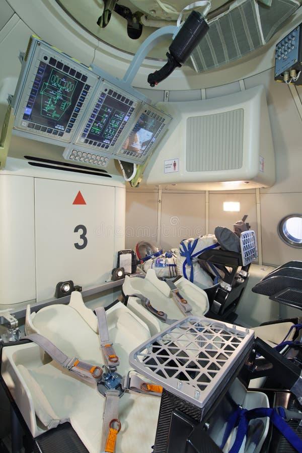 spaceship fotografia de stock
