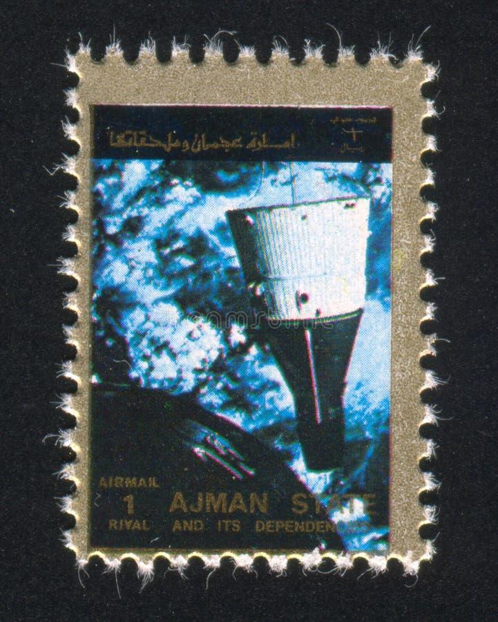 spaceship imágenes de archivo libres de regalías