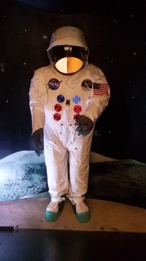 Spacesuit para o astronauta imagens de stock royalty free