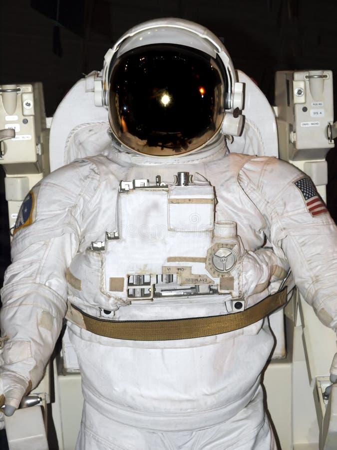 Spacewalk_02 lizenzfreie stockbilder