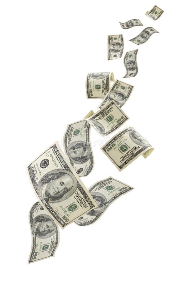 spadać pieniądze my zdjęcia royalty free