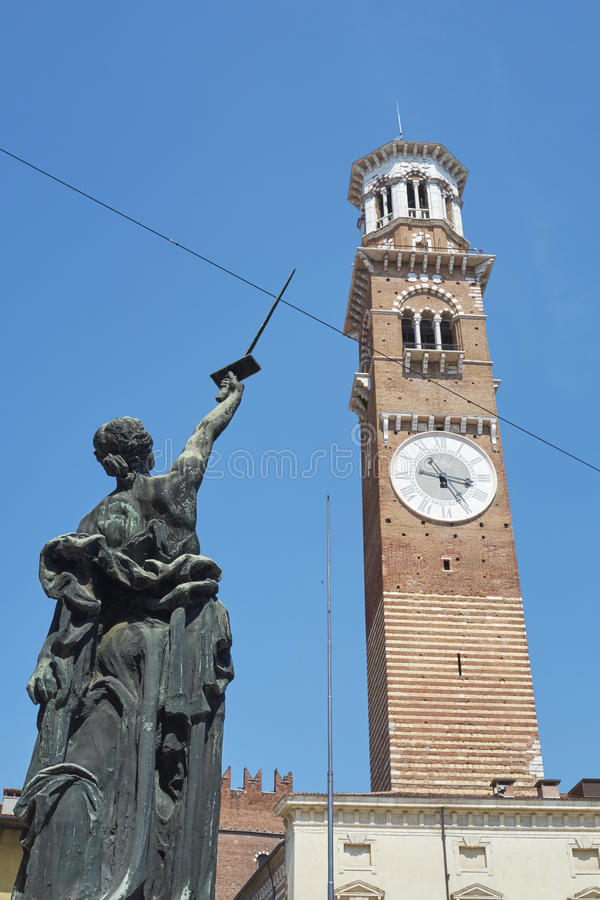 Spada Di Liberta royalty-vrije stock afbeeldingen
