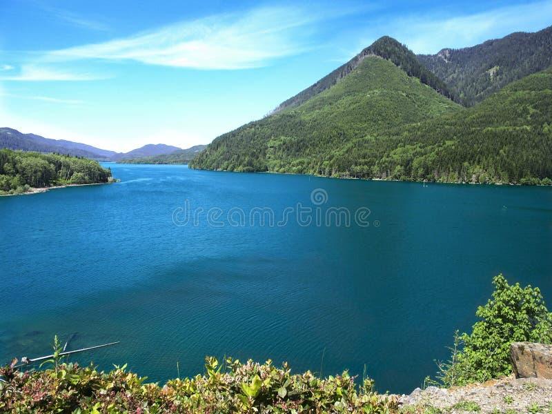 Spada Reservoir royalty free stock photo