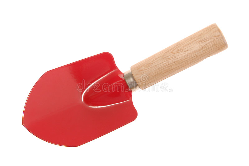 Download Spade (garden tool) stock image. Image of tool, over, metal - 6837921