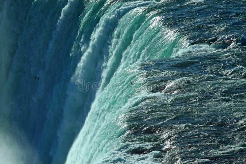 spadek Niagara parkowy stan obrazy stock