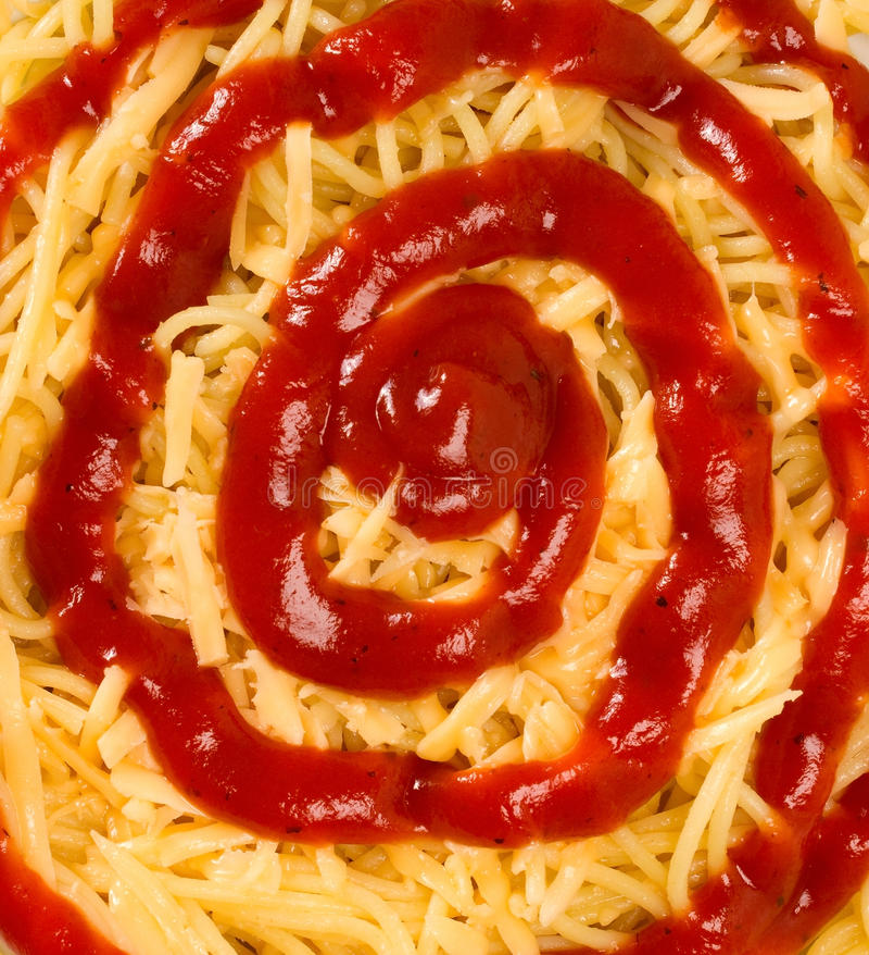 Spaghetti immagini stock
